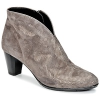 kengät Naiset Nilkkurit Ara MORTAD Grey / Argenté