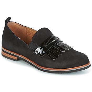 kengät Naiset Mokkasiinit Caprice CILA Black