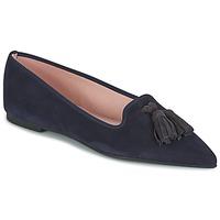 kengät Naiset Balleriinat Pretty Ballerinas ANGELIS NAVY BLUE V007 /ANGELIS BALDER Blue
