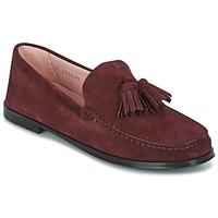 kengät Naiset Mokkasiinit Pretty Ballerinas CROSTINA RIOJA Bordeaux