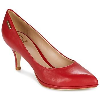 kengät Naiset Korkokengät Dumond MASTIZE Red