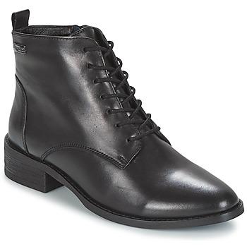 kengät Naiset Bootsit Les Tropéziennes par M Belarbi NICOLE Black