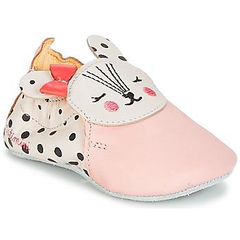 kengät Tytöt Tossut Catimini REMOULADE Pink / Dpf