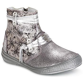 kengät Tytöt Bootsit GBB REVA Silver