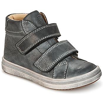 kengät Pojat Korkeavartiset tennarit GBB NAZAIRE Grey