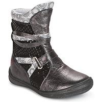 kengät Tytöt Bootsit GBB ROSANA Grey