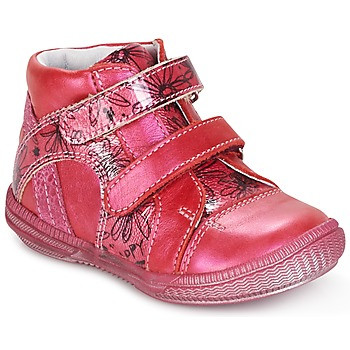 kengät Tytöt Bootsit GBB ROXANE Raspberry