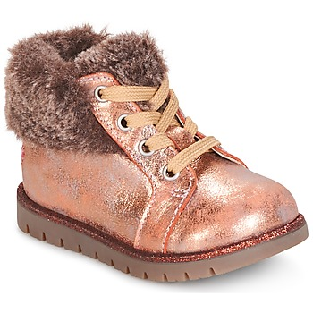 kengät Tytöt Bootsit GBB RENATA Pink