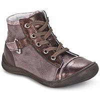 kengät Tytöt Bootsit GBB ROMIE Pink / Bordeaux