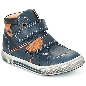 kengät Pojat Bootsit GBB RANDALL Blue
