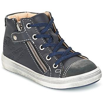 kengät Pojat Bootsit GBB NICO Laivastonsininen