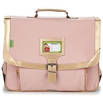 laukut Tytöt Koululaukut Tann's GLITTER CARTABLE 38CM Pink