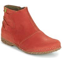 kengät Naiset Bootsit El Naturalista ANGKOR Orange