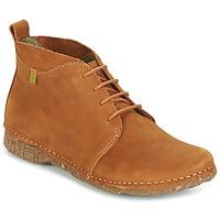 kengät Naiset Bootsit El Naturalista ANGKOR Camel
