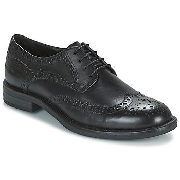 kengät Naiset Derby-kengät Vagabond AMINA Black