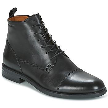 kengät Miehet Bootsit Vagabond SALVATORE Black