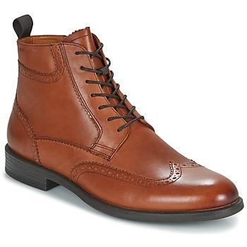 kengät Miehet Bootsit Vagabond SALVATORE Cognac