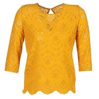 vaatteet Naiset Topit / Puserot Betty London GRIZ Keltainen