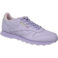 kengät Lapset Tennarit Reebok Sport Classic Leather BD5543 Violet