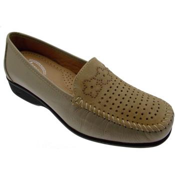 kengät Naiset Mokkasiinit Calzaturificio Loren LOK3971du grigio