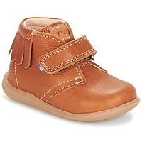 kengät Lapset Bootsit Kavat TTINKA EP Kamelinruskea