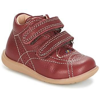 kengät Tytöt Bootsit Kavat VANSBRO EP Bordeaux