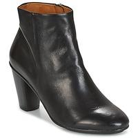 kengät Naiset Nilkkurit n.d.c. AURORA ZIP Black