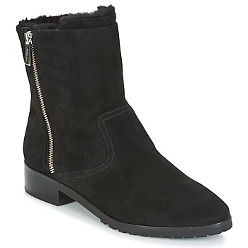 kengät Naiset Bootsit MICHAEL Michael Kors ANDI FLAT BOOTIE Black