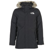 vaatteet Miehet Parkatakki The North Face ZANECK Black