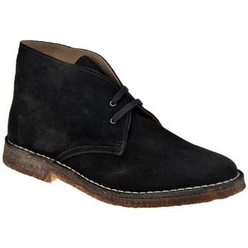 kengät Miehet Bootsit Koloski  Musta