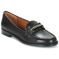 kengät Naiset Mokkasiinit Ralph Lauren FLYNN Black