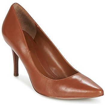 kengät Naiset Korkokengät Ralph Lauren REAVE COGNAC