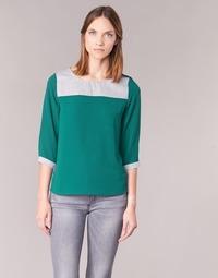 vaatteet Naiset Topit / Puserot Casual Attitude HELA Green