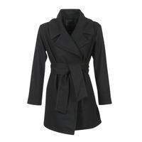 vaatteet Naiset Paksu takki Kaporal BANJO Black