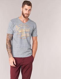 vaatteet Miehet Lyhythihainen t-paita Kaporal JAPAN Grey