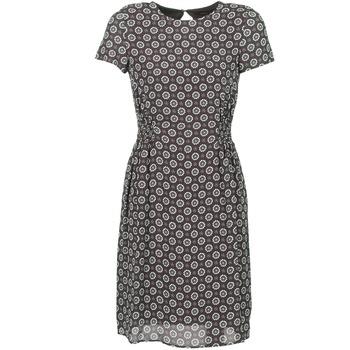 vaatteet Naiset Lyhyt mekko Marc O'Polo DESVA Black