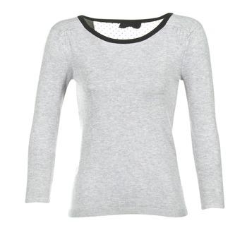 vaatteet Naiset Neulepusero Naf Naf NARIO Grey