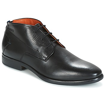 kengät Miehet Bootsit Bugatti MERANE Black