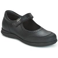 kengät Tytöt Balleriinat Pablosky BRODY Black