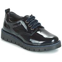 kengät Tytöt Derby-kengät Pablosky LINY Laivastonsininen