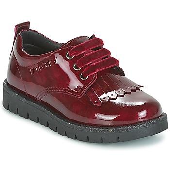 kengät Tytöt Derby-kengät Pablosky LOLIPO Red