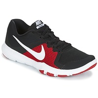 kengät Miehet Fitness / Training Nike FLEX CONTROL Black / Red