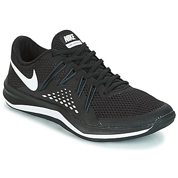 kengät Naiset Fitness / Training Nike LUNAR EXCEED TRAINER W Black / White