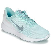 kengät Naiset Fitness / Training Nike FLEX TRAINER 7 REFLECT W White / Green