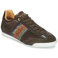 kengät Miehet Matalavartiset tennarit Pantofola d'Oro IMOLA UOMO LOW Brown