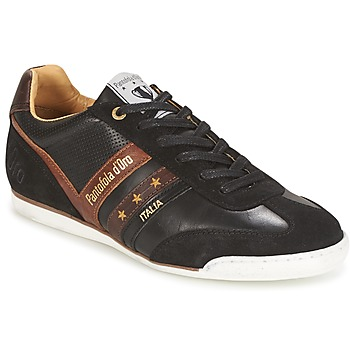 kengät Miehet Matalavartiset tennarit Pantofola d'Oro VASTO UOMO LOW Black