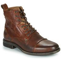 kengät Miehet Bootsit Levi's EMERSON Brown