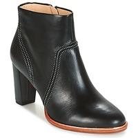 kengät Naiset Nilkkurit Clarks ELLIS BETTY Black