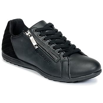 kengät Miehet Matalavartiset tennarit Versace Jeans DUGI Black
