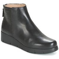 kengät Naiset Bootsit Unisa FANI Black